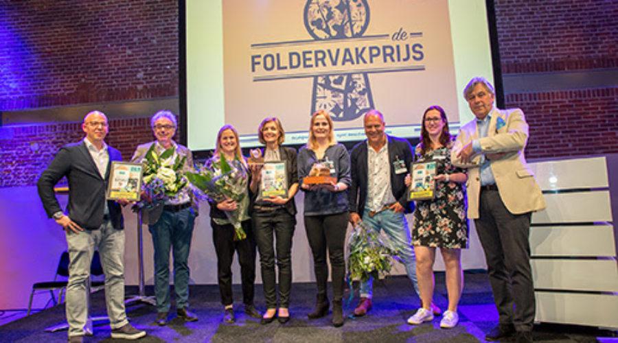 Leen Bakker winnaar Folder Vakprijs 2017