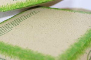 Papier van gras