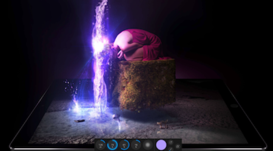 Apple ProMotion: stutterfree moving images and image manipulation