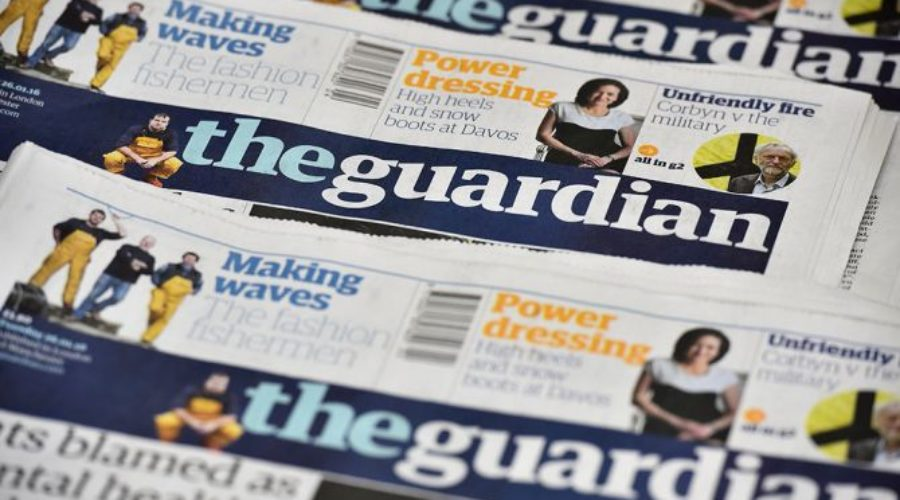 The Guardian will switch to tabloid