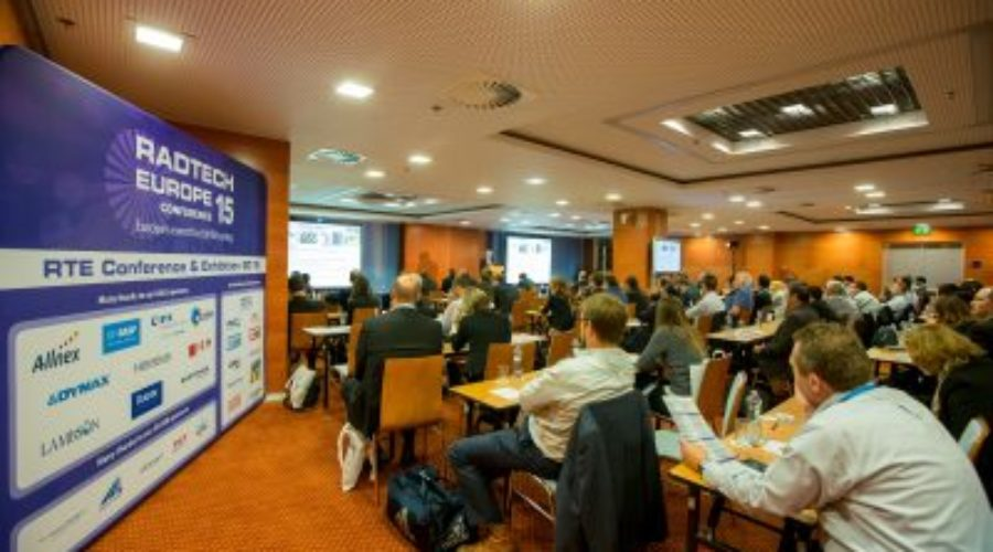 RadTech Europe: international conference about UV and EB technologies