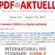 PDF Aktuell 110: ISO 32000-2 (PDF 2.0) eindelijk gepubliceerd, waarom pre-flight noodzakelijk is en meer …