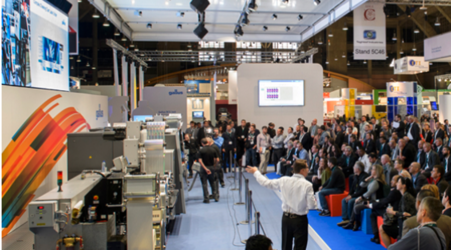 25th anniversary Labelexpo: introductions and growing interest