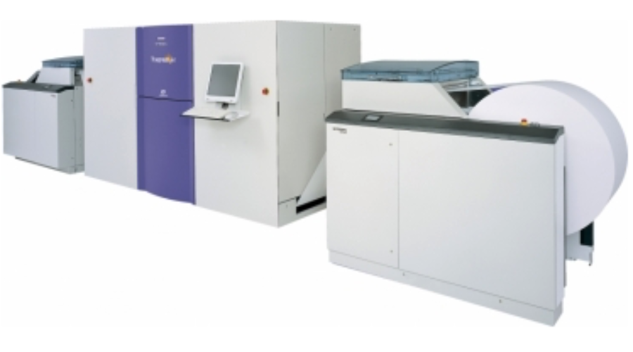 Poolse boekprinter installeert eerste Screen Truepress Jet520HD met SC inkten