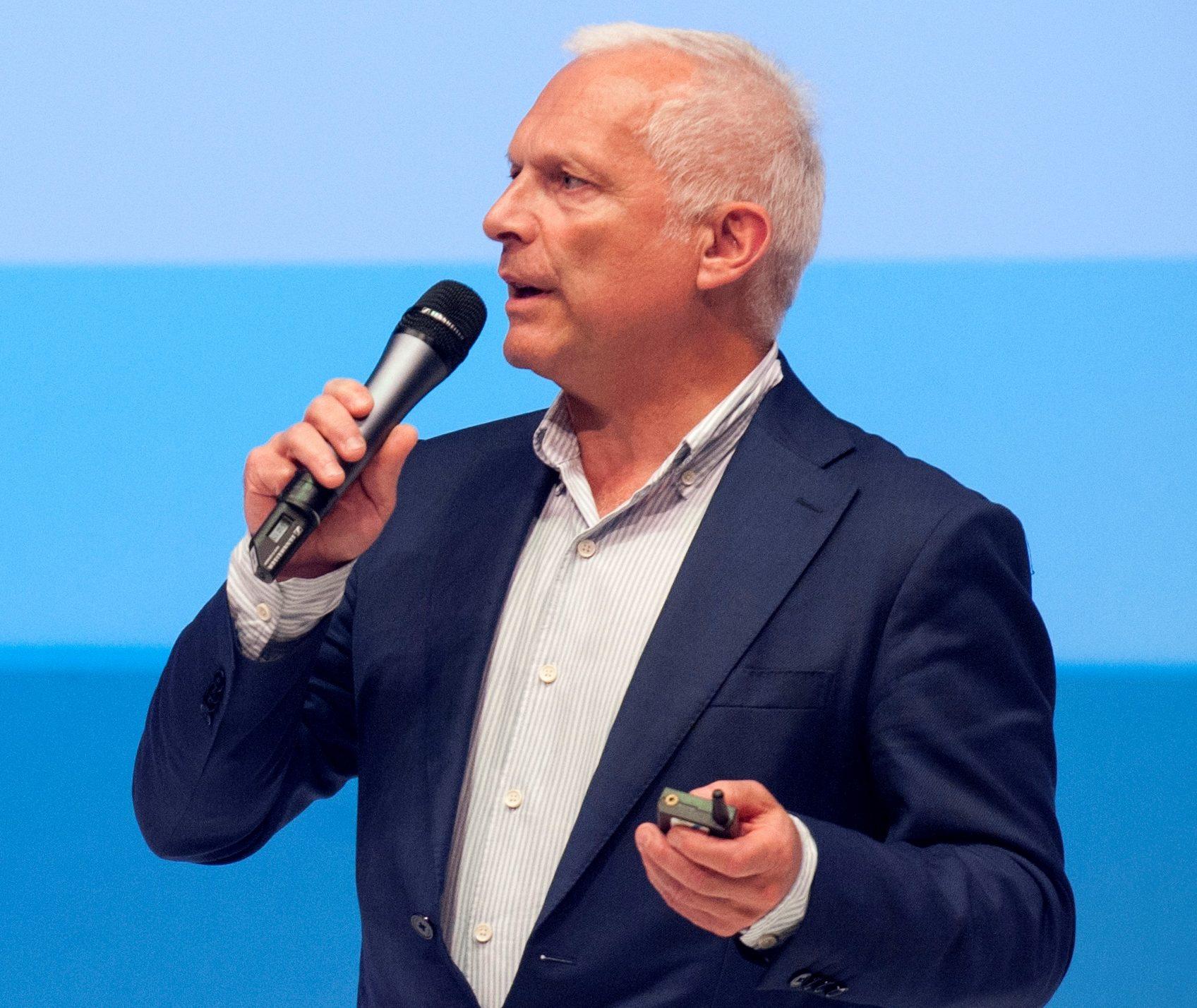Francois Martin topspreker op IPEX Print in Action