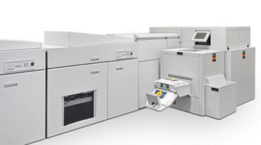 Watkiss en Xerox tonen geautomatiseerde booklet lijn op IPEX