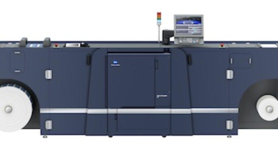 Konica Minolta unveils AccurioLabel 190 press
