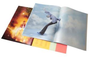 Digitale geprinte catalogus met spectaculair kleurgamma helpt de verkoop van exclusieve modelijn