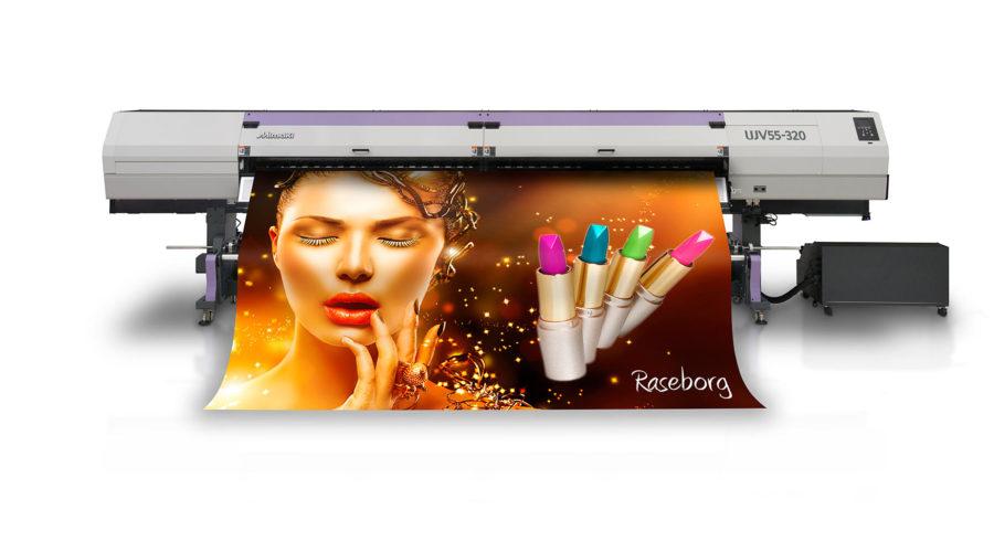 Mcart kan 'alles' maken dankzij brede Mimaki UV-inkjetprinter