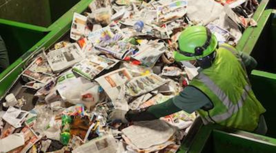 Laurel Brunner: Recycling Paper Getting Complicated