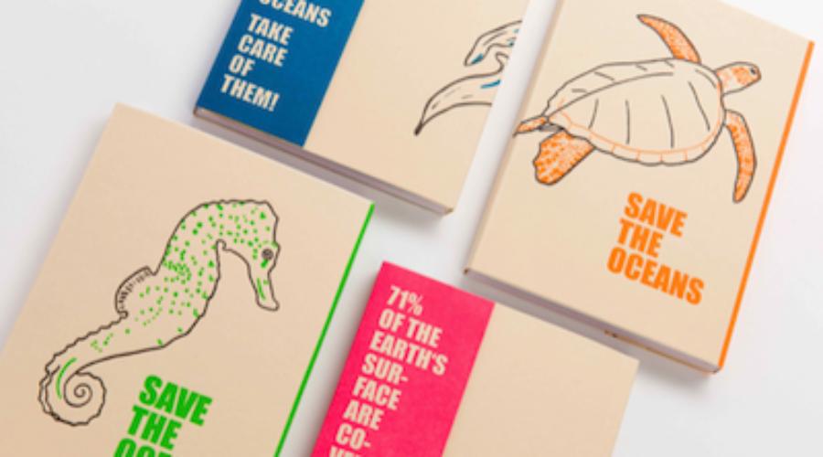 Veertienjarige wint speciale Gmund Award met een ontwerp voor Sea Shepherd