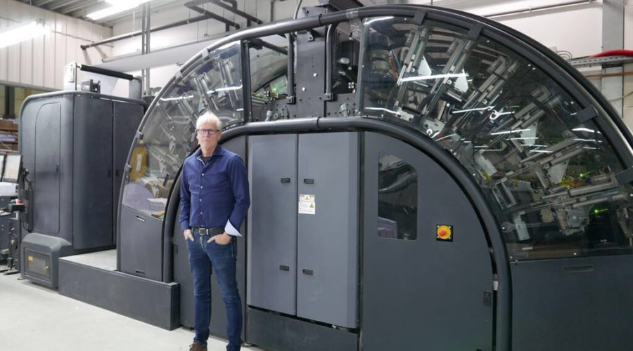 Ovimex first in the Netherlands with HP Indigo 30000