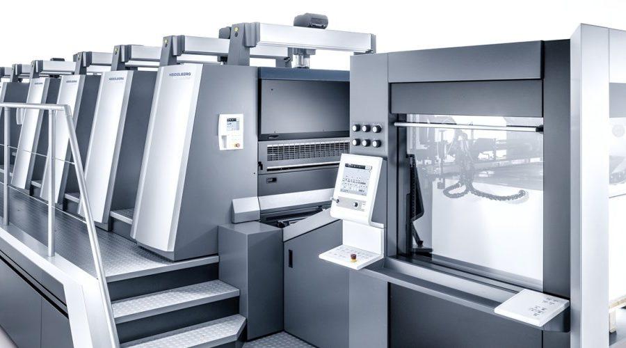 Control Media investeert in nieuwe drukpers