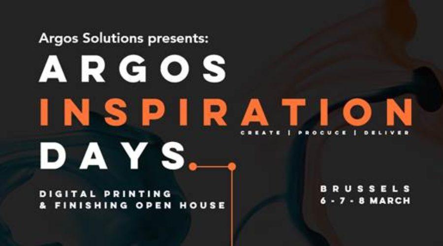 Renz op Argos Inspirationdays in Brussel
