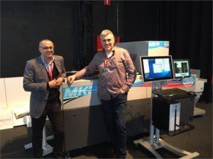 Samenwerking Chr. Renz GmbH en Argos Solutions aangekondigd tijdens de Inspiration Days in Brussel