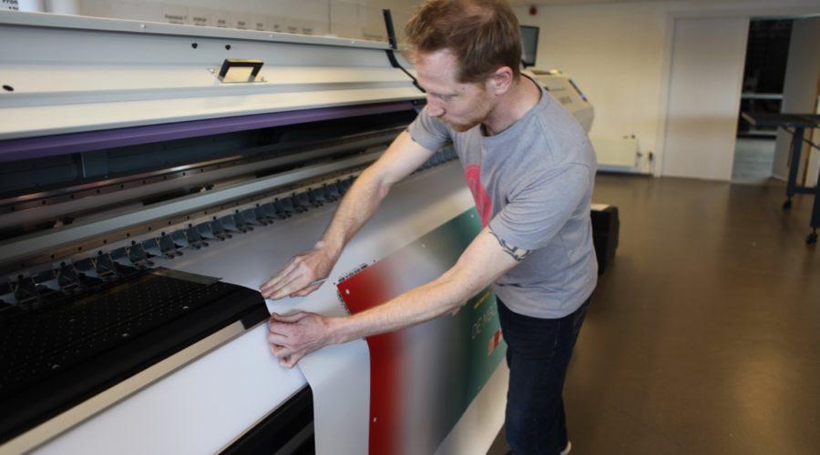 PRstory: Unfold legt focus op slimme productie met brede Mimaki printer