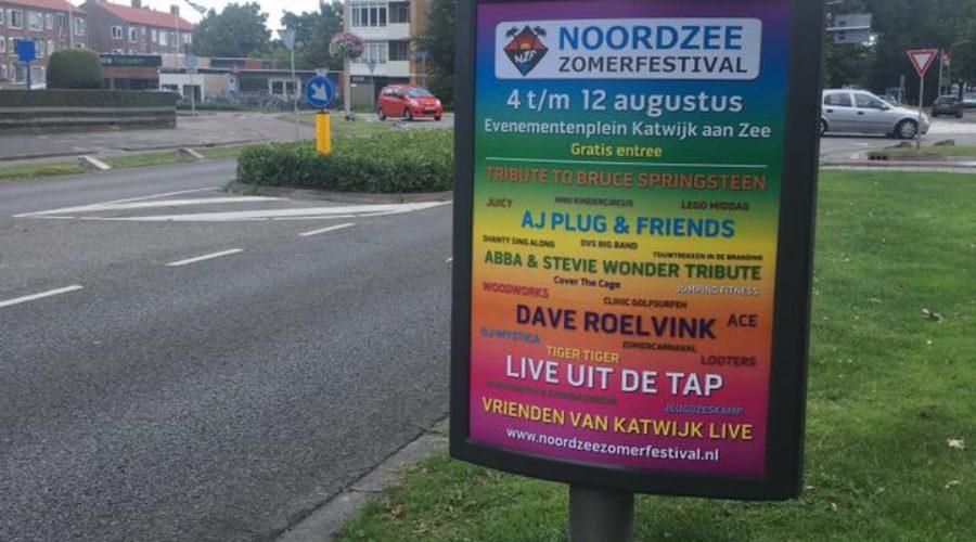 Er staat 200.000 vierkante meter reclame in Nederland