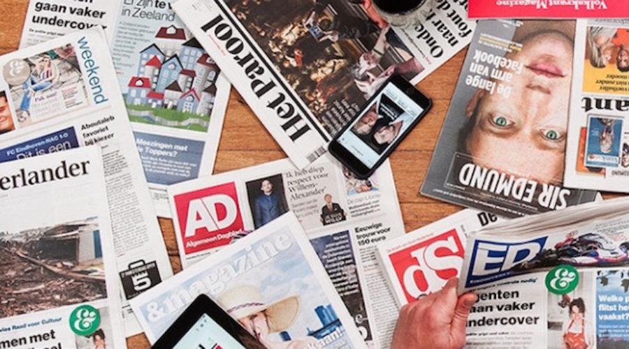 Papiertekort Persgroep nu een feit