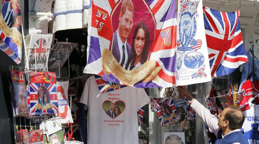 Royal wedding goed voor printindustrie