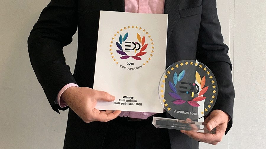 EDP-award voor Universal Graphic Engine van Chili