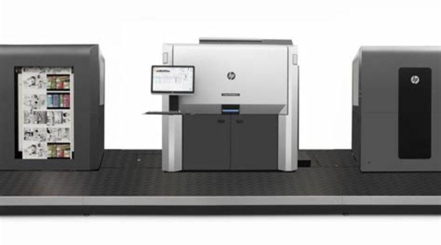 Albelli draait als eerste met nieuwe productiebeest HP