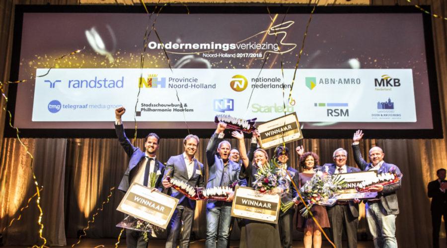 Drukkerij Proja wint prijs voor beste onderneming