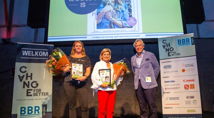 Shoeby winnaar Folder Vakprijs 2018
