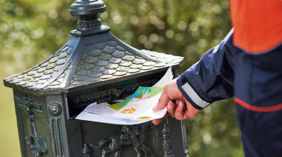 Iedereen kan in de toekomst post bezorgen