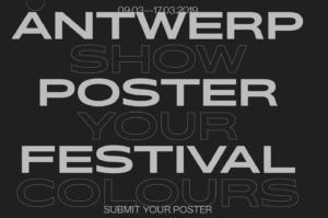 antwerp poster fesival