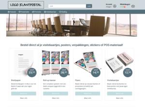 klantportal brandportal web-to-print