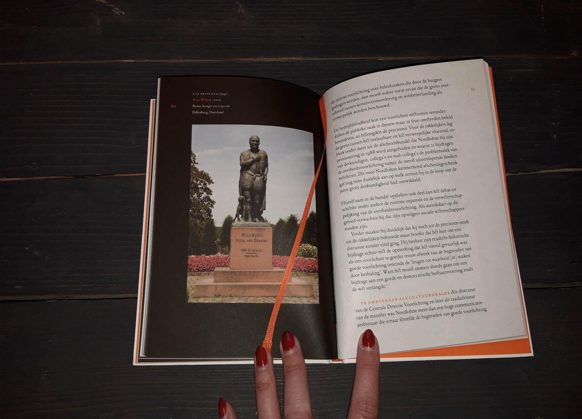 Boekjes 'Willem van Oranje'