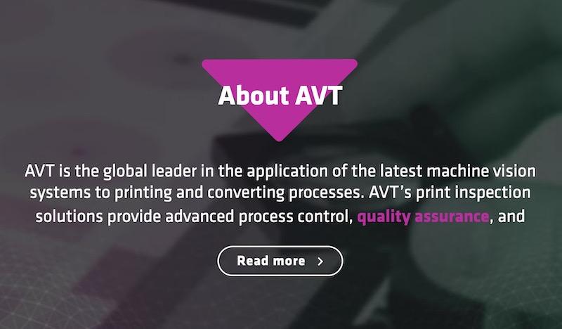 Avt Promo Website