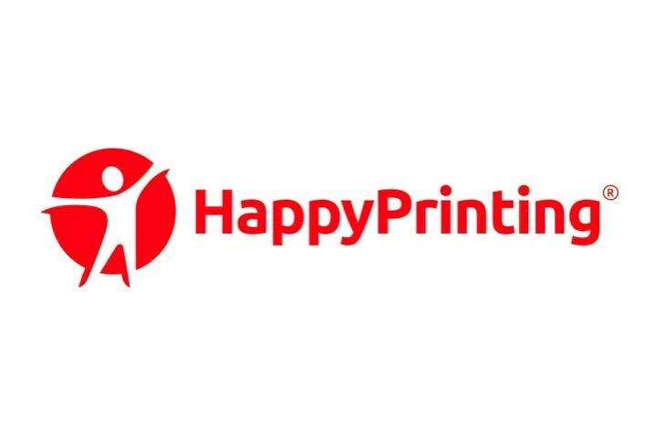 Logo Happyprinting Nl