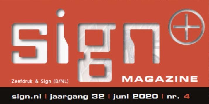 Sign Nummer 4 Magazine