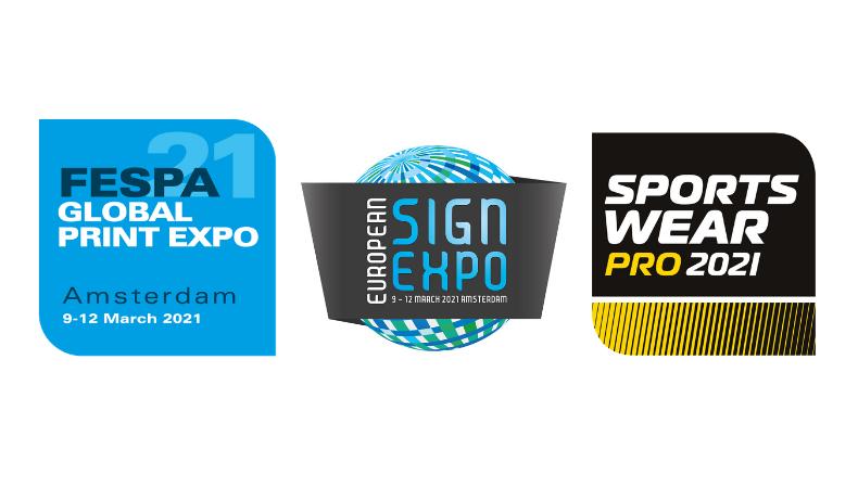 Fespa 2021 Show Logos
