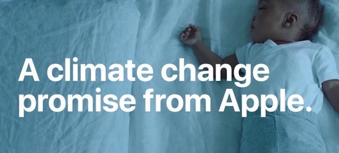 Apple Klimaat Baby