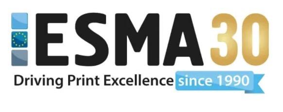 Esma 30 Jaar Logo