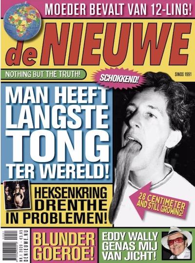 Cover De Nieuwe
