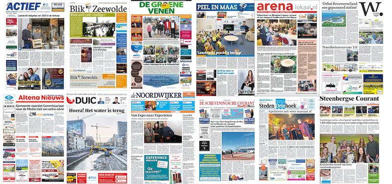 Lokaleplanner Covers Print