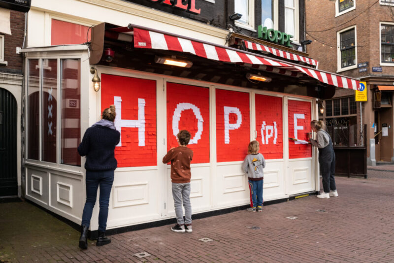 Hoppe Hope Postit