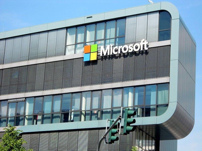 Microsoft Gebouw
