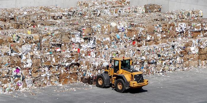 Recycling Papier