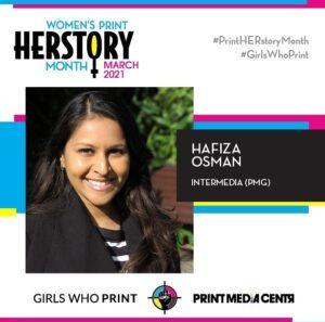 Girls Who Print