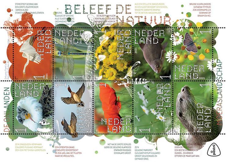 Postzegelvel De Onlanden Tcm10 198919 W740