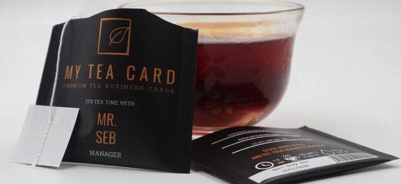 My Tea Card