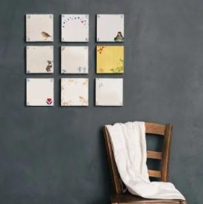 Dutch Design Wisdom Tiles