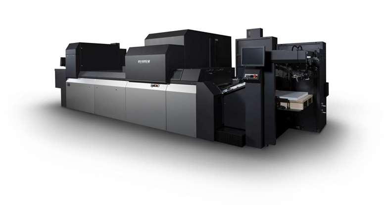 Fujifilm Jet Press 750s Hsm