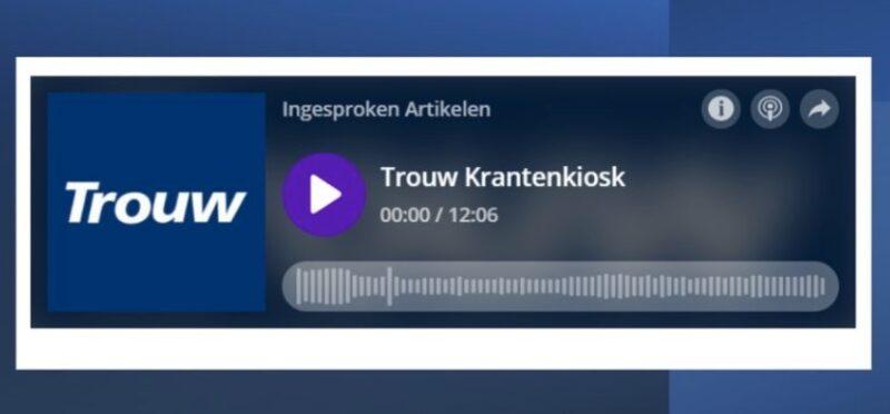 Trouw Audio