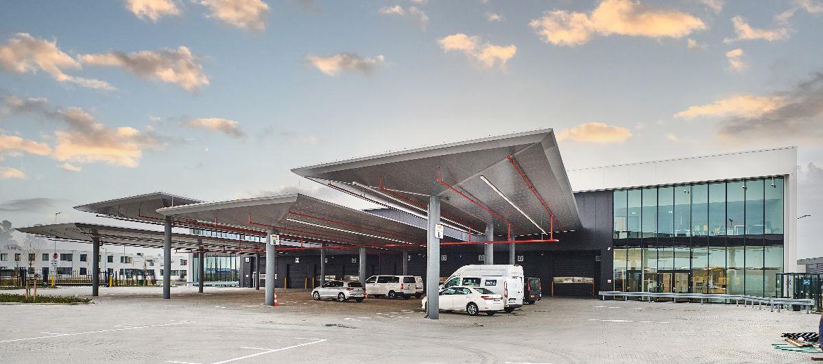 Amazon Delivery Station Rozenberg