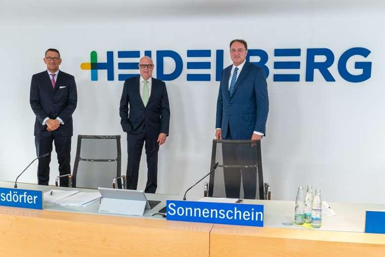 Aandeelhoudersvergadering Heidelberg